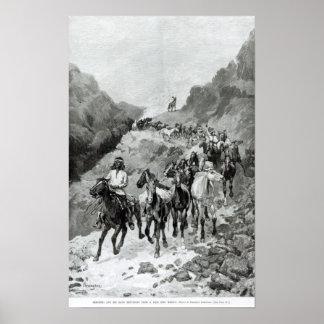 Geronimo y su banda impresiones