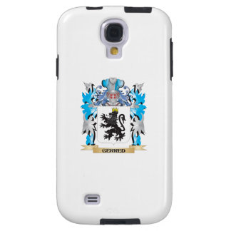 Gerred Coat of Arms - Family Crest Galaxy S4 Case