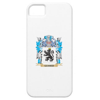 Gerred Coat of Arms - Family Crest iPhone 5/5S Covers