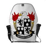 Gerrish Family Crest Courier Bag