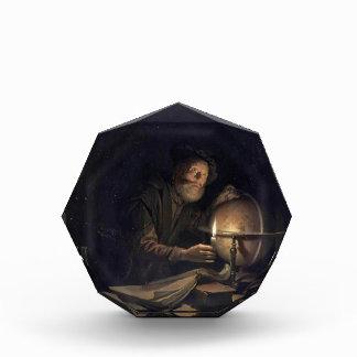 Gerrit Dou- Astronomer Acrylic Award