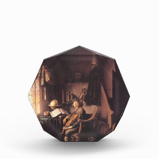 Gerrit Dou- Interior with a Young Violinist Awards