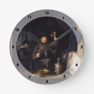 Gerrit Dou- The Physician Wall Clocks