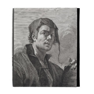 Gerrit van Honthorst (1590-1656), grabado por Cosi