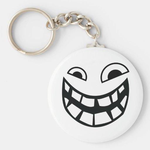 Gerry Flunkenheisenburger Basic Round Button Keychain