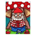 Gerry Gnome Postcard