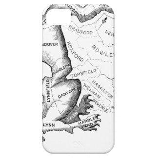 Gerry-Mander iPhone SE/5/5s Case