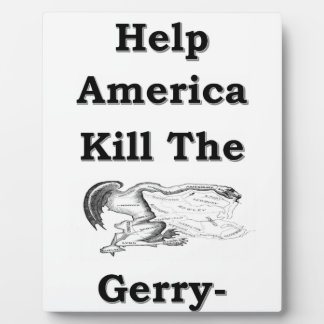 gerry plaque