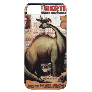 Gertie the Dinosaur iPhone SE/5/5s Case
