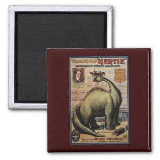 Gertie The Dinosaur Magnet