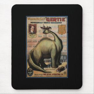 Gertie The Dinosaur Mouse Pad