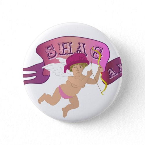 Gertie's Shag Badge button