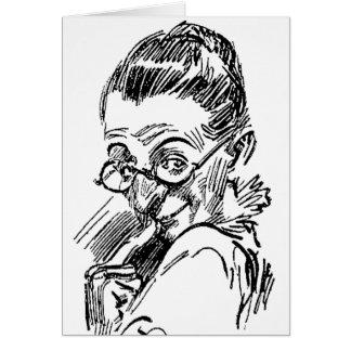Gertrude Card
