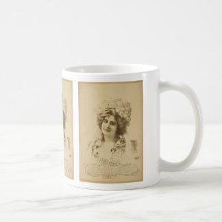 Gertrude Shipman Retro Theater Mug