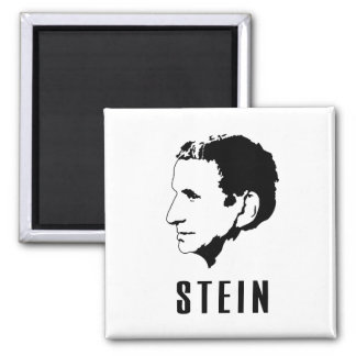Gertrude Stein 2 Inch Square Magnet
