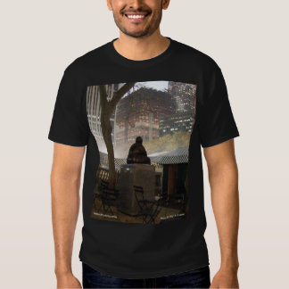Gertrude Stein - Image on Front T Shirt