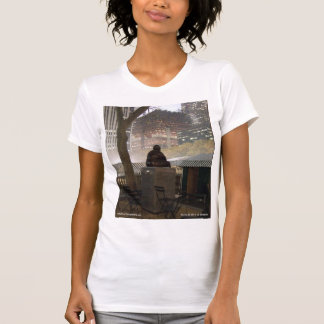 Gertrude Stein - Image on Front Tee Shirts