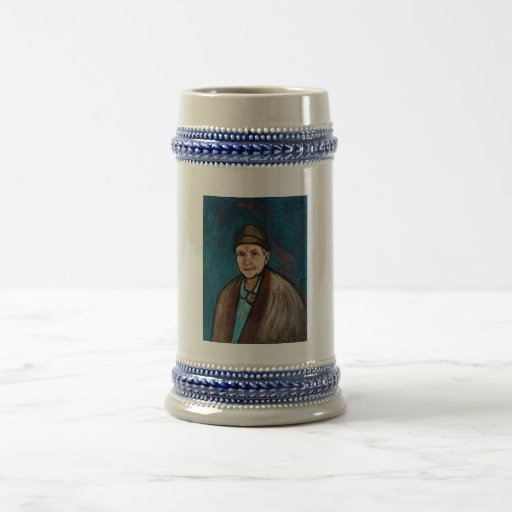 Gertrude Stein - Parks and Recreation Coffee Mugs