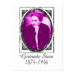 Gertrude Stein Tarjeta Postal
