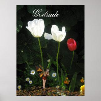 Gertrudis Poster