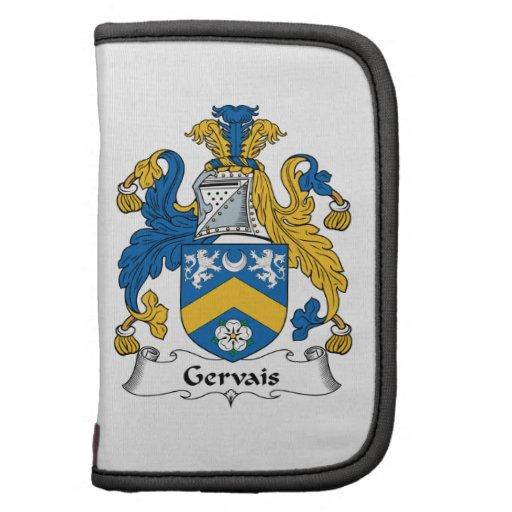 Gervais Family Crest Organizer