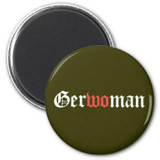 Gerwoman Magnet 3