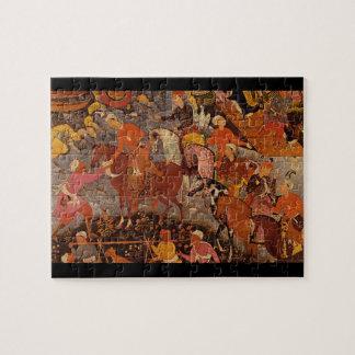Geschichte des Emir Hamza_The Orient Jigsaw Puzzle