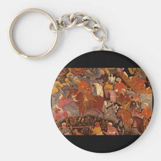 Geschichte des Emir Hamza_The Orient Keychain
