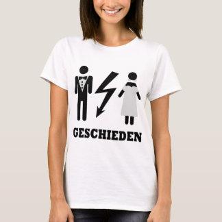 geschieden icon T-Shirt
