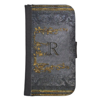 Gesenhoff Old Book Style Phone Wallet Cases