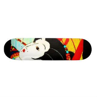 Geshia Girl Skateboard