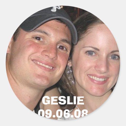 Geslie, GESLIE09.06.08 Pegatinas