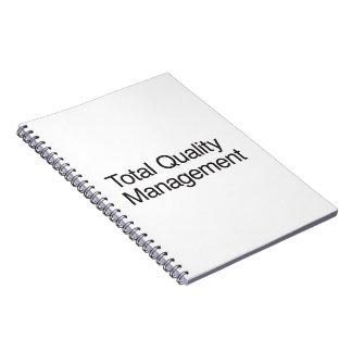 Gestión de calidad total libros de apuntes