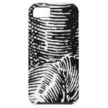 Gesto de mano agradable iPhone 5 Case-Mate carcasa