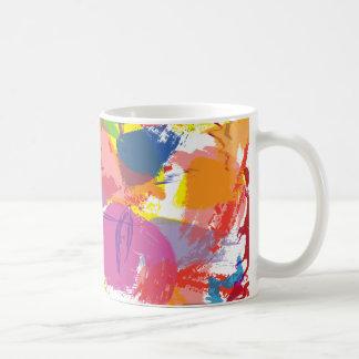Gestures #1 coffee mug