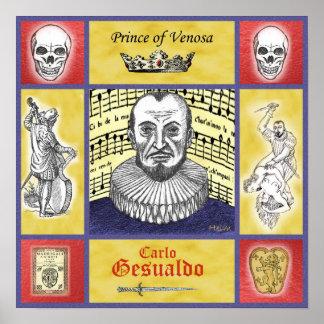 Gesualdo print