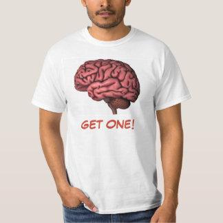 GET A BRAIN T-Shirt