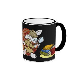 Get A Clue!  READ! Mug