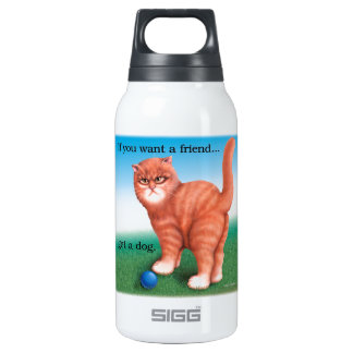 Get a Dog SIGG Thermo 0.3L Insulated Bottle