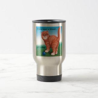 Get a Dog Travel Mug