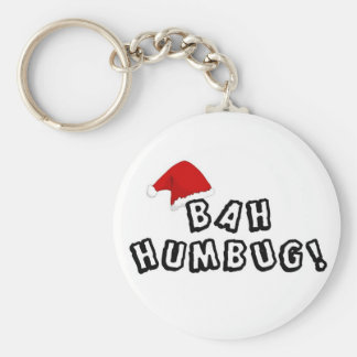 Get a gift for a BAH HUMBUG that you know! Keychain