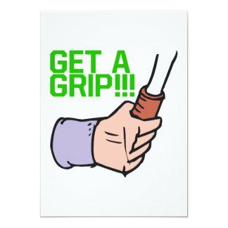 Get A Grip Card