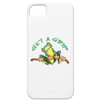 GET A GRIP iPhone 5 CASES