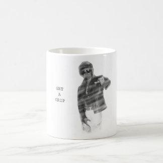 Get a Grip - Mug