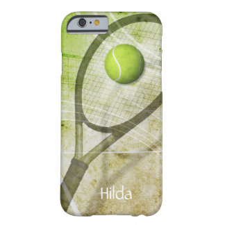 Get a Grip women's tennis Barely There iPhone 6 Case