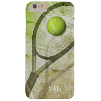 Get a Grip Women's Tennis Barely There iPhone 6 Plus Case