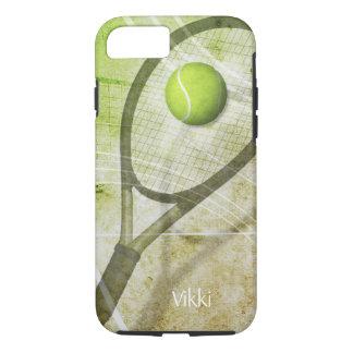 Get a Grip Women's Tennis iPhone 7 Case