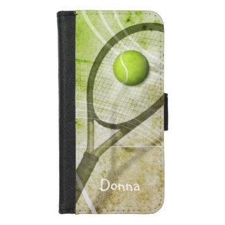 Get a Grip Women's Tennis iPhone 8/7 Wallet Case