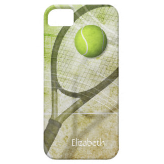 Get a Grip Women's Tennis iPhone SE/5/5s Case