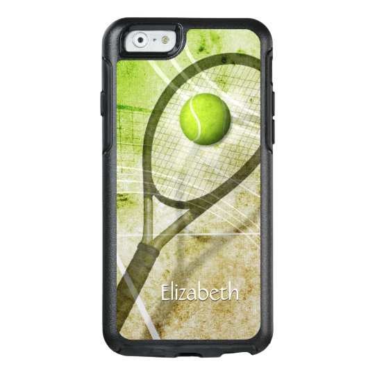 Get a Grip women s tennis OtterBox iPhone Case  098b99612